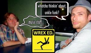 Wrex Ed.
