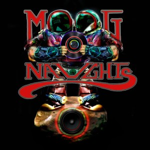 "Moogonaughts - ""Voyager"" ©2013 Spoiled Rotten Records"